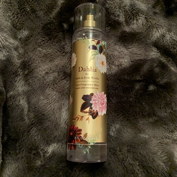 Dahlia Fine Fragrance Mist 🍂🌼
